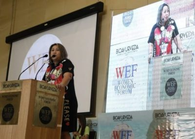 Women Economic Forum - Delhi, India 2019
