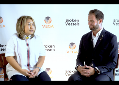 Norita Omar interviewed in a US Featured Film called Broken Vessels
