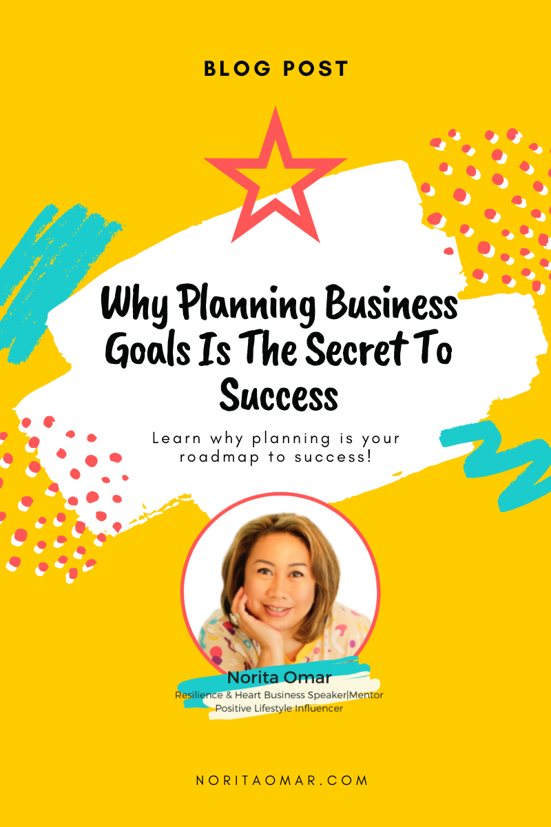 Why Planning Business Goals Is The Secret To Success