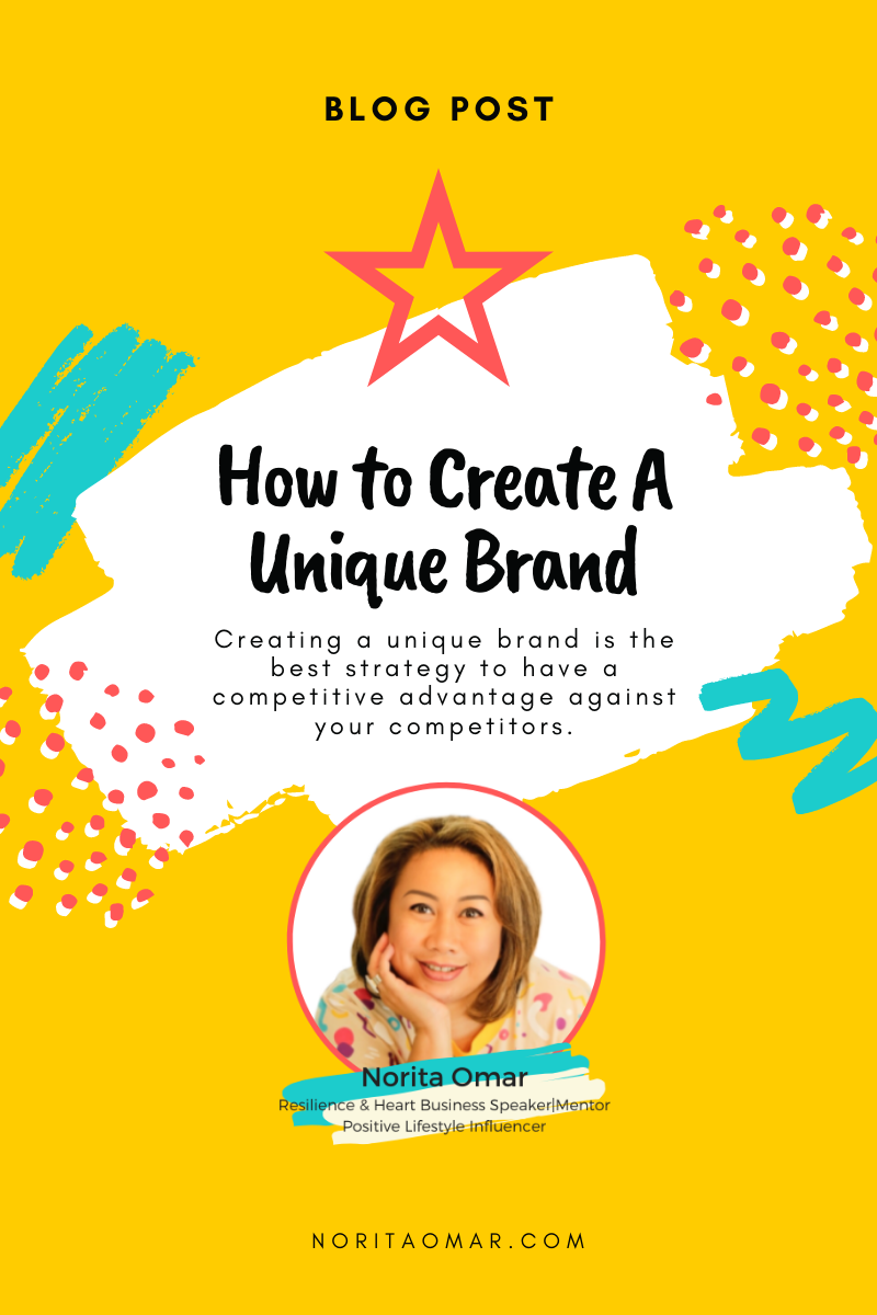 How to Create A Unique Brand